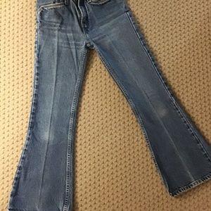 Vintage girls Levi's jeans